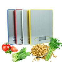 Wholesale Package Weight Scale - Practical 5kgx1g Digital Scale LCD Display Electronic Steelyard Kitchen Scales Postal Food Balance Measuring Weight With Package