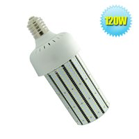 Wholesale Corn Type E27 Lamps - 12PCS Lot UL Certificatied 120W LED corn Bulb Type replacing high pressure sodium lamp in parking lot Street lamp outdoor floodlight