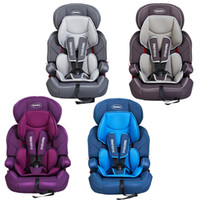 Wholesale Travel Child Safety Seat - portable infant children's car safety seat cushion Kids heighten chair mat Baby dining cushion baby travel necessary
