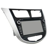высокий экран dvd оптовых-Высококачественный 7-дюймовый HD-экран Android5.1 DVD-плеер автомобиля для акцента Hyundai с GPS,управлением рулевого колеса,Bluetooth, радио