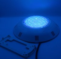 Wholesale pool wall lamp resale online - Wall mount Pool LED Light V Underwater Lamp W RGB Synchronous with Remote