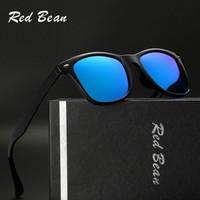 Wholesale Discount Oval Frames - Fashion Sunglasses for Men Women 52mm Brand Designer Cateye Sun Glasses Cool Eyeglasses 2132 Mirrored Dark Matte Black with cases Discount