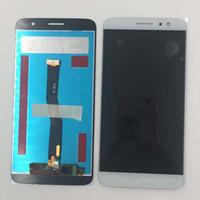 outils d'assemblage iphone achat en gros de-Vente en gros - Noir / Blanc / Or pour Huawei Nova Plus Ecran LCD + MLA-L12 LLA MLA-L11 MLA-L12 LLA L13 + Écran tactile