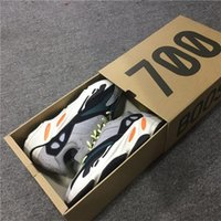 Wholesale Table Waves - Limited Sale of 200 Pairs Super Quality A+++ Kanye West Boost Retro Wave Runner 700 Running Shoes 100% Real Boost Mens Women Sneakers