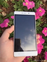 Wholesale Dual Core Android Lenovo - Free Shipping dual SIM copy lenovo s860w phone octa core mtk6592 1920*1080 3G GPS 16MP 5.5 Inch IPS mobile smart cell phones android 4.4