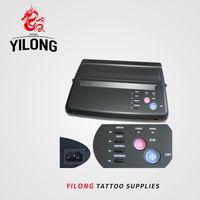 Wholesale- Tattoo Drawing Design Tattoo Thermal Stencil Maker Copier Tattoo Transfer Machine Printer Free Gift Transfer Paper Free Shipping
