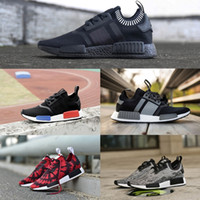 Wholesale Perfect Bowl - With BOX heap Wholesale Hot NMD R1 Primeknit PK Perfect Authentic Running Sneakers Fashion Running Shoes NMD Runner Primeknit Sneakers