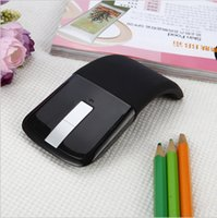 Wholesale Arc Mouse Bluetooth - 2.4GHz Wireles Mouse,Bluetooth mouse Ergonomic Folding Arc Mouse Wireless Folding Mouse