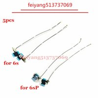 Wholesale Iphone Wifi Antenna Cable - 5pcs Original WiFi Antenna Signal Receive Flex Ribbon Cable Repair Part For iphone 6S 6S plus