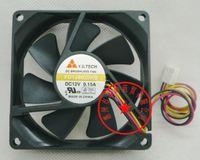 Wholesale Hard Drive Fans - New Original FD128020HB DC12V 0.15A 80*80*20MM FD128020EB FD128020MB FD128020LB cooling fan