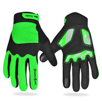 Hot 4Colors MTB Mountain Cycling Gloves Corrida de Motocicleta Outono Inverno Full Finger Touch Screen Road Bike Bicicleta Antiderrapante Riding Ciclismo