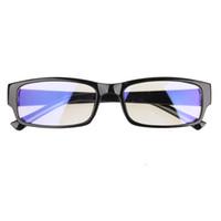 anti yorgunluk bilgisayar gözlükleri toptan satış-PC TV Anti Radyasyon Gözlük Bilgisayar Göz Gerginlik Koruma Gözlükleri Anti-yorgunluk Vizyon Radyasyon Dayanıklı Gözlük Yüksek Kalite