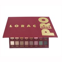 Wholesale Eye Shadow 32 Color - LORAC Limited Edition Holiday Mega PRO Palette Eye Shadow 32 Color Makeup Free Shipping