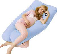 du kommst kissen großhandel-Heiße Verkaufsschwangerschaft bequeme u-Art Kissen Körperkissen für schwangere Frauen am besten für die Seitenschläfer abnehmbar