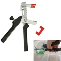 Wholesale Tile Locator Leveling System Floor Plier Tiling Installation Tool Set
