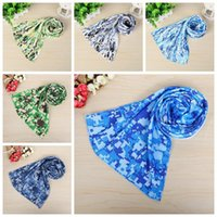 Wholesale Baby Utilities - 6 Colors 33*88cm Camouflage Ice Cooling Towel Camo Utility Enduring Instant Cooling Towel Outdoor Sports Hand Towel CCA6346 300pcs