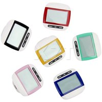 Wholesale waterproof lcd counter for sale - Hot Waterproof Step Movement Calories Counter Multi Function Digital LCD Pedometer Sports Walking Exercise Distance Calculate