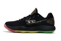 Wholesale Beige Colored Shoes - Hyperdunk 2017 Low Black Colored Basketball Shoes Mens Hyperdunk 2017 Black Colored Sneakers Size US 7-12 [With Box]