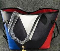 Wholesale Design Shoulder Pu - Fashion Simple Women Men Bag Vintage Ladies Big Lady Bags Design Messenger Shoulder Bags Shopping Handbag Designer Totes