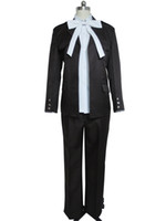 anime xxs großhandel-APH Achsenmächte Hetalia Island Emil Steilsson Cosplay Kostüm