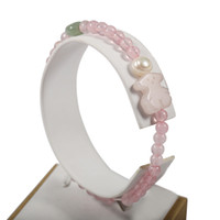Wholesale Gold Acrylic Beads - 2017 Stone Beads Charm Bracelet Bear Jewelry Original Design Traditional Style New Edition Gift Heart Fashion