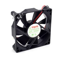 Wholesale Quiet Fans - New original TD8020LS 12V 0.08A 8CM fan dispenser 80*80*20 MM quiet fan