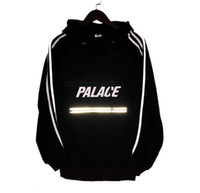 Wholesale Palace Hip Hop Printed PALACE Hoodies High Quality Men Women Fashion Reflective Harajuku Cotton Street Skateboard Hoodies