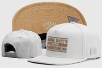 white fashion THEM BOYS UP TO SOMETHING Cayler   Sons snapback hats for men  women brand sports hip hop flat sun hat cheap men caps TYMY 673 ccc63fc82cd4