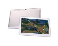 android tablet toptan satış-Yeni 10.1 inç Metal kasa tablet PC Octa Çekirdek RAM 4 GB ROM 64 GB 2560X1600 IPS Çift sim kart Telefon Görüşmesi Tablet PC Android 6.0 GPS 3G