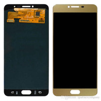 Wholesale Galaxy S Lte - For Samsung Galaxy C7 Lte C7000 C700f Lcd Display Touch Screen Digitizer Assembly with free repairing tools 10pcs pack