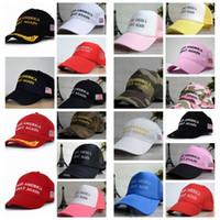 Unisex Women Men Make America Great Again Gorras de béisbol Donald  Republican Mesh Snapbacks Gorra de béisbol Ball Hat YYA254 e275a2d4b7b