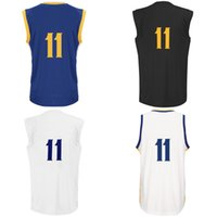 Wholesale Names T - 11 Klay Thompson Mens Womens Kids High quality Basketball Jerseys embroidery player name logos 100% stitched T-shirt SIZE XS-3XL New arrival
