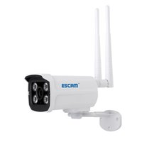 Wholesale Security Products Alarm - 2017 New Product ESCAM QF533 home security Wireless IP Camera hidden ir leds camera ip alarm