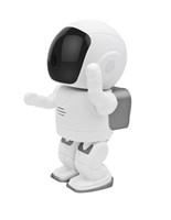 cámaras de seguridad de grabación inalámbrica al por mayor-CWH Robot Cámara IP HD WIFI Monitor de bebé Resolución 960P CCTV inalámbrico P2P Audio Cam de seguridad Control remoto de la tarjeta SD de registro casero