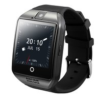 Q18 Plus Android 4.4 Smart Watch Teléfono 3G GPS WiFi Moda Reloj cámara de vídeo Smartwatch con 512MB / 4G de memoria Bluetooth Reloj