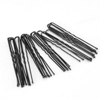Wholesale Updo Hair Accessories - Wholesale- drop shipping Hot Womens Fashion Hair Accessories 17-20pcs U-shaped Hair Clips Hairpin Hairband Diy Updo Essential Products