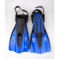 Wholesale Swimming Fins Snorkeling - Yon Sub adult long flippers free diving equipment professional diving flippers snorkeling swimming training activities