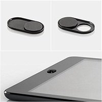 Wholesale China Thin Laptop - Free shipping 2017 Newest Ultra thin 0.68mm Aluminum Webcam Covers Slider, Web Cam Privacy Cover Security for laptops smartphones