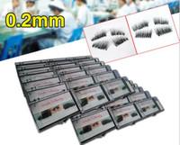 Wholesale Under Eyes - Magnetic Eye Lashes 3D Mink Reusable False Magnet Eyelashes Extension 3d eyelash extensions magnetic eyelashes makeup