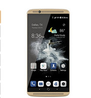ZTE Axon 7 Unlocked Smartphone, 64GB Ion Gold (China Warranty) Dual SIM 5.5 polegadas Xiao Long 820