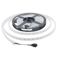 Wholesale strip reel for sale - Group buy Led Strip Light SMD Silicone Tube Waterproof IP67 DC12V led M RGB LED Tape Fexible M Reel