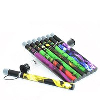 narenciye aromaları toptan satış-2017 yeni Shisha Kalemler Tek Kullanımlık Elektronik Sigara Süresi Tek Kullanımlık E Cigs Meyve Tatlar Nargile Kalem 280 mah Pil
