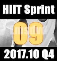 09 sprint sales - Top sale October Q4 New Routine SPRINT HIIT Minutes Exercise Fitness Indoor Bicycle SPRINT09 SP09 DVD video CD music