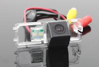 Wholesale Park Parking Assistant - Car Reverse Camera For Skoda Superb Roomster Seat Leon CCD Rear View Parking Assistant Backup Camera