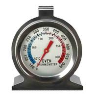 fırın çevirme termometresi toptan satış-Ev Gıda Et Dial Paslanmaz Çelik Fırın Termometre Sıcaklık Ölçer