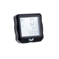 Wholesale Wireless Bicycle Stopwatch - Wireless Bike Bicycle Cycling Computer Odometer Speedometer Stopwatch Backlight Backlit Water-resistant Multifunction Y1193X