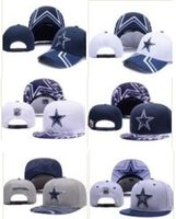 Wholesale Top Quality Ball Caps - Hot wholesale 100% Top Quality 2017 Newest Cowboys Dallas Snapbacks Cap Adjustable Baseball Caps hip hop Hat Snap back bone Fashion dad hats