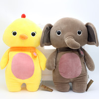 Wholesale Piglet Toys - Cute elephant koala chicks pork piglets short plush toys dolls for pillow gifts home furnishings birthday gifts