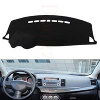 Wholesale- Dongzhen Fit Pour Mitsubishi Lancer EX 2010-2016 Car Dashboard Cover Évitez Light Pad Plateforme Instrument Plate-forme Dash Cover