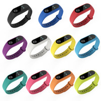 Wholesale best smart wristbands online – Best seller factory price New Fashion Replacement TPU Wrist Strap Wrist Band For Xiaomi Mi Band Smart Bracelet khangela